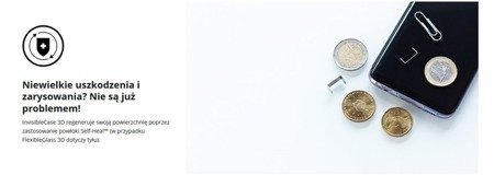 3MK ARC 3D SE Matte Coat Folia na przód tył boki do Apple iPhone 7 Plus / 8 Plus
