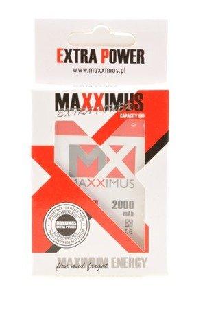Bateria Akumulator Maxximus EB-BG357BBE 2000mAh do telefonów Samsung Galaxy ACE 4 G357