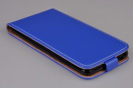 ETUI KABURA FLEXI do HUAWEI Y5II / Y6II Compact niebieski