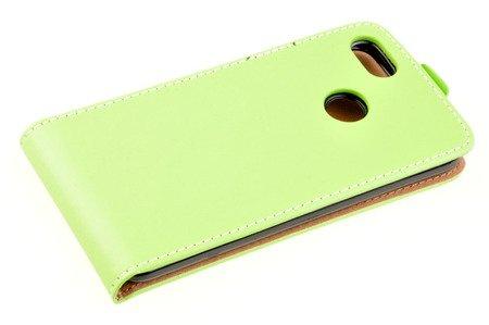 ETUI KABURA FLEXI do  Huawei P9 Lite Mini zielony