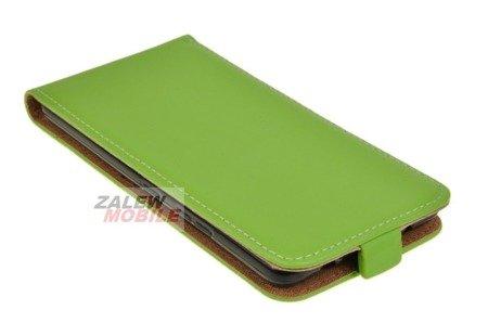 ETUI KABURA FLEXI do LENOVO K6 Note zielony