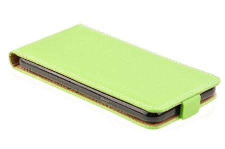 ETUI KABURA FLEXI do LG Q6 zielony