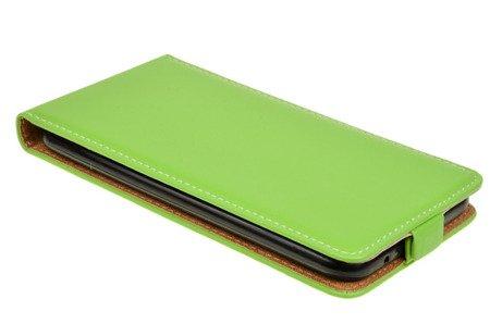 ETUI KABURA FLEXI do  LG X Mach K600 zielony