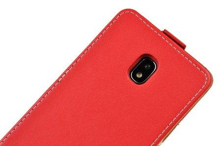 ETUI KABURA FLEXI do SAMSUNG GALAXYJ3 2017 (7) J330 czerwony