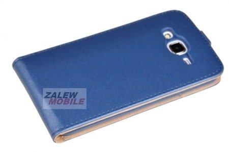 ETUI KABURA FLEXI do Samsung Galaxy J5 J500 GRANATOWY