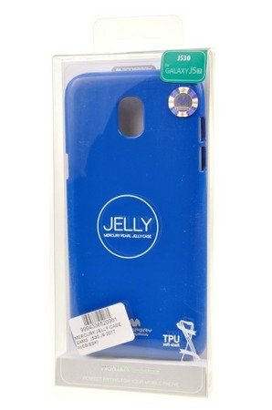 ETUI NAKŁADKA MERCURY GOOSPERY JELLY CASE do SAMSUNG GALAXY J5 2017 J530 niebieski