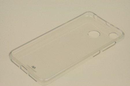 ETUI NAKŁADKA MERCURY GOOSPERY JELLY CASE do Xiaomi Redmi 4X przezroczysty