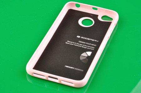 ETUI NAKŁADKA MERCURY GOOSPERY JELLY CASE do Xiaomi Redmi 4X pudrowy róż