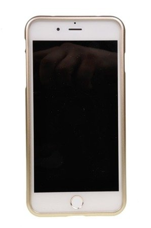 ETUI NAKŁADKA MERCURY GOOSPERY iJELLY CASE do APPLE iPhone 7 Plus / iPhone 8 Plus złoty