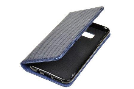 ETUI SMART W1 do SAMSUNG GALAXY S8 G950 niebieski
