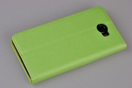 ETUI SMART W2 do HUAWEI Y6II Compact Y5II zielony