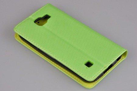 ETUI SMART W2 do LG K3 zielony