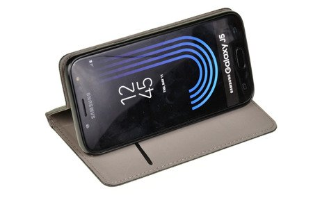 ETUI SMART W2 do SAMSUNG GALAXY J5 2017 J530 czarny