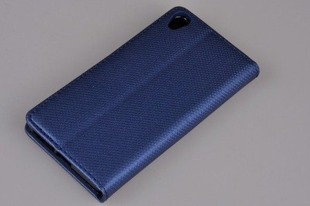ETUI SMART  do SONY XPERIA E5 niebieski