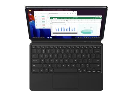 Etui Book Cover Keyboard do SAMSUNG GALAXY TAB S7 czarny