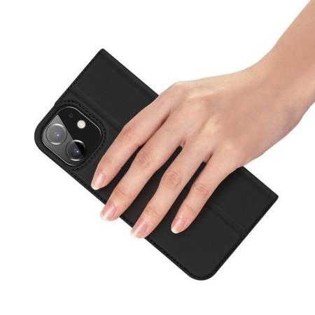 Etui Duxducis Skinpro do Apple Apple iPhone 12 Mini czarny