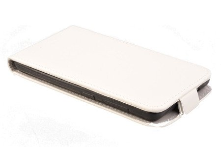 Etui Kabura Flexi Fresh do MICROSOFT LUMIA 535 biały