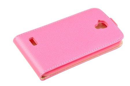 Etui Kabura Flexi Pocket do HUAWEI Y5 Y560 różowy