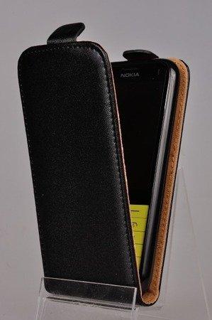 Etui Kabura Flexi do NOKIA 225 / NOKIA 225 Dual Sim czarny
