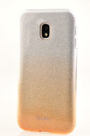Etui Kaku Ombre do SAMSUNG Galaxy J5 2017 J530 złoty
