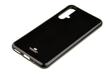 Etui Mercury Goospery Jelly Case do Huawei Nova 5T / Honor 20 czarny