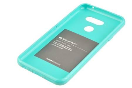 Etui Mercury Goospery Jelly Case do LG K40s miętowy