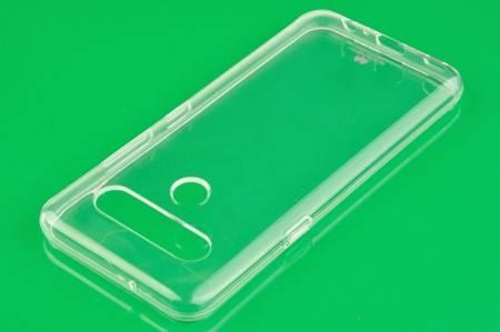 Etui Mercury Goospery Jelly Case do LG K61 / Q61 przezroczysty