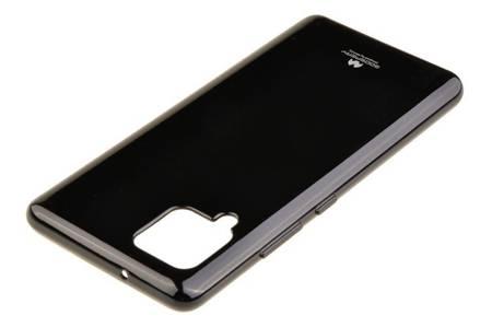 Etui Mercury Goospery Jelly Case do Samsung Galaxy A42 5G czarny