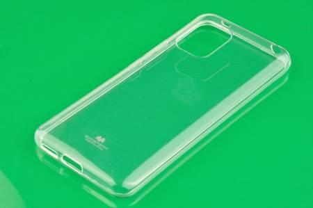 Etui Mercury Goospery Jelly Case do Xiaomi Mi 10 Lite 5G przezroczysty