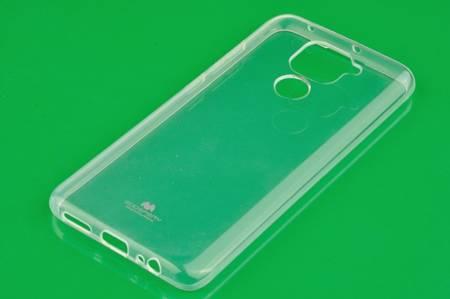 Etui Mercury Goospery Jelly Case do Xiaomi Redmi Note 9 przezroczysty