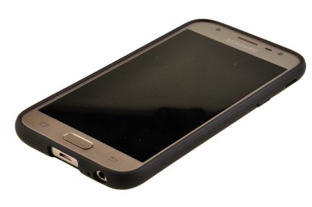Etui Mercury Goospery Soft Feeling do Samsung Galaxy J3 2017 J330 czarny
