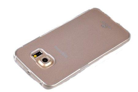Etui Nakładka Mercury Goospery Jelly Case do SAMSUNG GALAXY S6 EDGE G925 przezroczysty