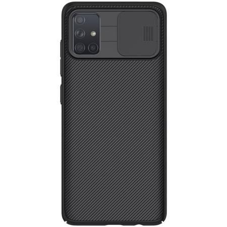 Etui Nillkin CamShield Case do Samsung Galaxy A71 czarny