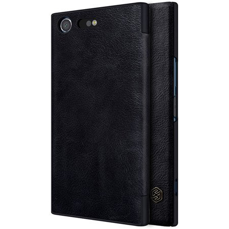 Etui Nillkin Qin Leather Case do SONY Xperia XZ Premium czarny