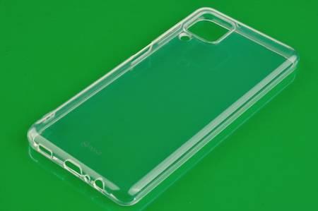 Etui Roar Color Full Jelly Case do Samsung Galaxy A12 przezroczysty