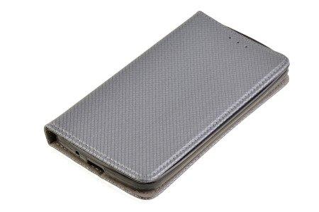 Etui Smart W1 do ASUS ZENFONE GO ZB500KG szary