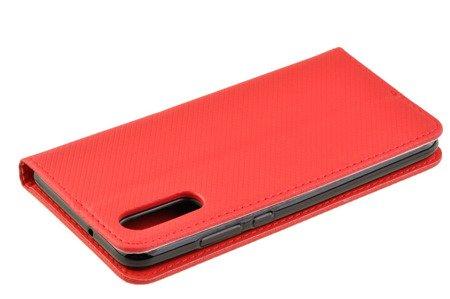 Etui Smart W2 do HUAWEI P20 czerwony