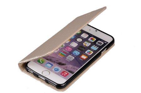 Etui Smart W2 do IPHONE 6 6s złoty