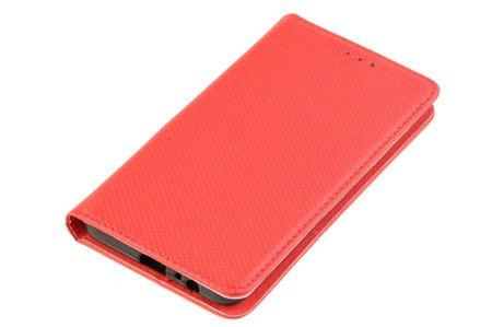 Etui Smart W2 do SAMSUNG GALAXY A8 2018 A530 czerwony