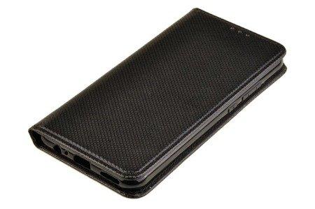 Etui Smart do Huawei P40 Lite E czarny
