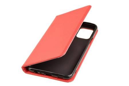 Etui Smart do LG K42 / K52 / K62 czerwony