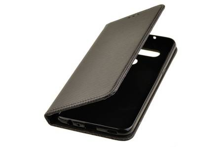 Etui Smart do LG LG K61 / Q61 czarny