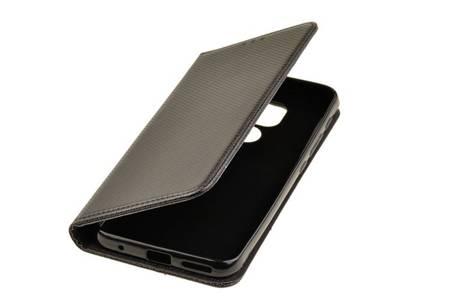 Etui Smart do Motorola Moto G9 / G9 Play / E7 Plus czarny