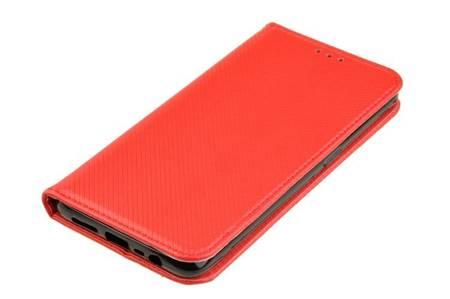 Etui Smart do Oppo A12 czerwony