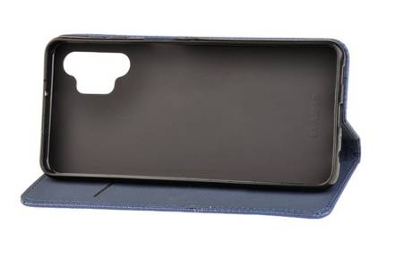 Etui Smart do Samsung Galaxy A32 5G niebieski