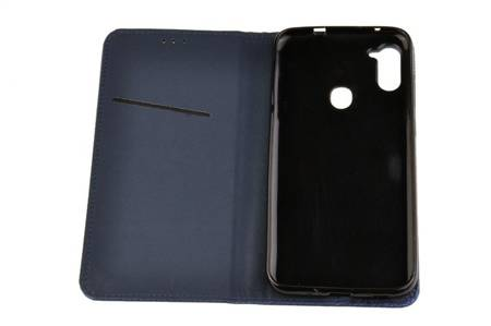 Etui Smart do Samsung Galaxy M11 / A11 niebieski