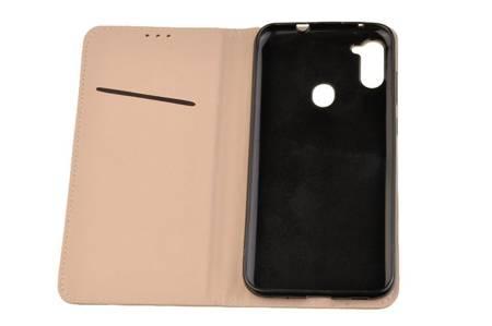 Etui Smart do Samsung Galaxy M11 / A11 złoty