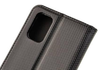 Etui Smart do Samsung Galaxy M51 czarny
