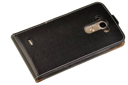 Etui kabura Flexi do LG G3 czarny