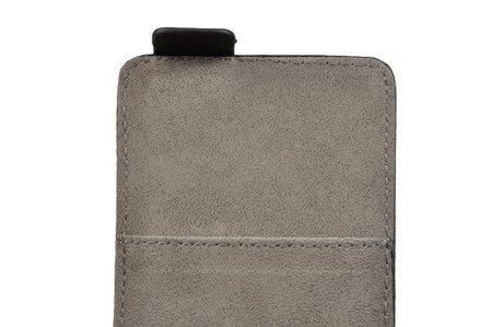 Etui pokrowiec kabura do Sony Xperia Z3 Compact czarny